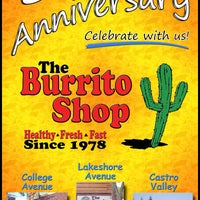 Photo taken at The Burrito Shop by The Burrito Shop on 10/14/2013