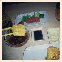 Photo taken at Sushi-Ya by Louis C. on 12/24/2012