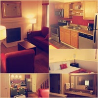Photo taken at Residence Inn Sunnyvale Silicon Valley I by Audrey L. on 4/17/2013