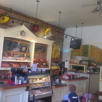 Photo taken at Willie's Bakery & Cafe by Florence B. on 4/29/2013