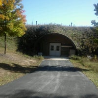 Photo taken at Black Star Farms Winery by Sarah M. on 9/29/2012