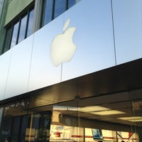 Photo taken at Apple Town Square by yasushi o. on 1/6/2013