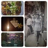 Photo taken at Taverna 750 by Debbie S. on 9/16/2012
