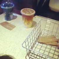 Photo taken at Starbucks by Mozi G. on 11/23/2012