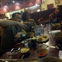 Photo taken at Sizzling Fresh Mongolian BBQ by Ariel L. on 10/19/2012
