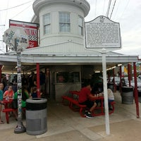 Photo taken at Pat's King of Steaks by Katrina G. on 9/21/2013