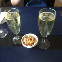 Photo taken at Brasserie St-Jean by Kelly S. on 8/14/2013
