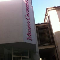 Photo taken at Museo Carmen Thyssen Málaga by Teresa B. on 10/17/2012