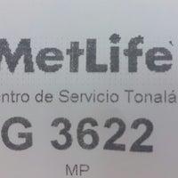 Photo taken at Metlife by Javier C. on 8/29/2013
