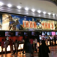 Photo taken at Reel Cinemas by Alexey V. on 5/2/2013