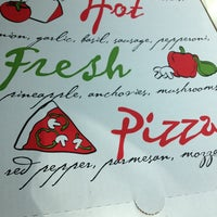 Photo taken at Molokai Pizza Cafe by Marcy F. on 4/17/2013