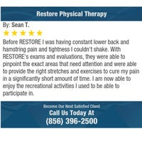 Photo taken at Restore Physical Therapy by Restore Physical Therapy on 12/27/2016