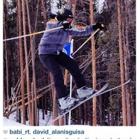 Photo taken at Freestyle Terrain Park by Pablo P. on 3/15/2013