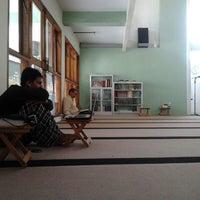 Photo taken at Masjid Abu Dzar Al Ghifari by Arief R. on 8/4/2013