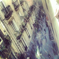 Photo taken at Hotel Barcelona Catedral by chunpiin on 12/4/2012