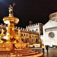 Photo taken at Piazza Duomo by Sergey Z. on 2/23/2013