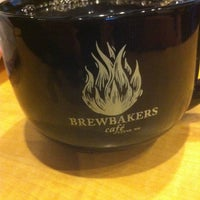 Photo taken at Brewbakers Cafe by Carl on 3/23/2013