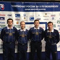 Photo taken at УСЗ «Дружба» by Вячеслав С. on 5/12/2013