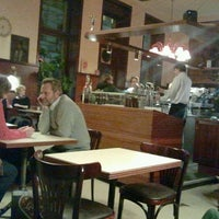 Photo taken at Cafe Anzengruber by Szymon K. on 10/20/2012