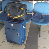 Photo taken at Sultan Ahmad Shah Airport (KUA) by Amri T. on 11/18/2012