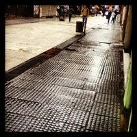 Photo taken at Peatonal Lavalle by Almacen S. on 10/6/2012
