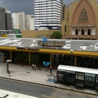 Photo taken at Terminal Guadalupe by Manoela R. on 11/10/2012
