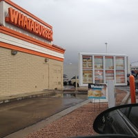 Photo taken at Whataburger by Myron B. on 2/11/2013