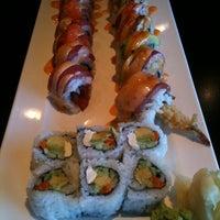 Photo taken at Cherry Sushi by Lotusstone on 10/19/2012
