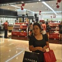 Photo taken at Sephora by Tasha W. on 2/23/2011