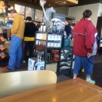 Photo taken at Starbucks by Xiaochen Z. on 10/4/2014