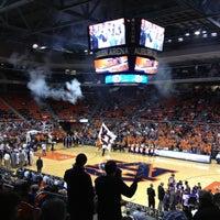 Photo taken at Auburn Arena by Chelsie S. on 1/10/2013