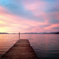 Photo taken at South Lake Tahoe Recreation Area by melissa t. on 2/17/2013