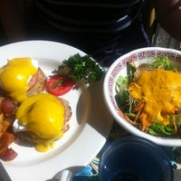 Photo taken at Yaffa Cafe by Ivie C. on 9/16/2012