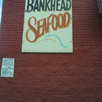 Photo taken at Bankhead Seafood by Ryan P. on 9/14/2012