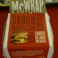 Photo taken at McDonald's by Chebich on 6/6/2013