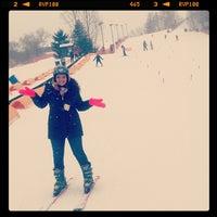 Das Foto wurde bei Chicopee Ski & Summer Resort von Alessandra O. am 1/25/2013 aufgenommen