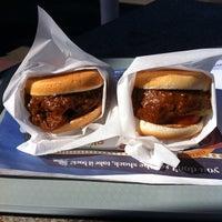 Photo taken at Original Tommy's Hamburgers by David N. on 9/29/2013