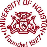 Photo taken at University of Houston by Teddy H. on 2/11/2013