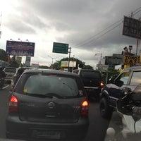 Photo taken at Perempatan Ring Road Gejayan by tanti l. on 12/31/2012
