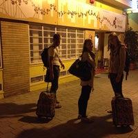 Photo taken at Feetup Yellow Nest Hostel Barcelona by Nadezhda K. on 6/16/2014