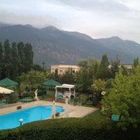 Photo taken at Hotel Santacroce by Andrea B. on 7/18/2013