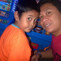 Photo taken at Timezone by Reev V. on 9/24/2012