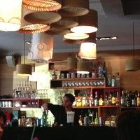 Photo taken at Ödün Restaurante Condesa by Yimaeba V. on 1/19/2013