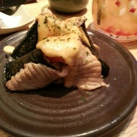 Photo taken at Sushi Tei by Lina L. on 10/17/2012