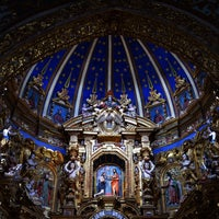 Photo taken at Iglesia de San francisco by Daniel Costa d. on 1/16/2015