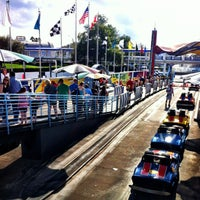 Photo taken at Tomorrowland® Speedway by Daniel Costa d. on 1/15/2013