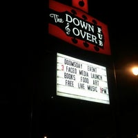 Photo taken at The Down & Over Pub by Tommy on 12/22/2012