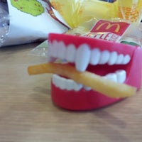 Photo taken at McDonald's by Brittney V. on 10/9/2012