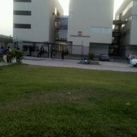 Photo taken at Universidad Privada del Norte (UPN) by Rotsen C. on 4/1/2013