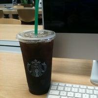 Photo taken at Starbucks by Tony P. on 4/11/2013